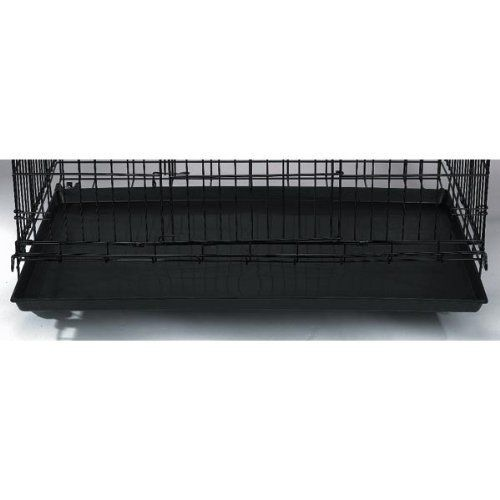 Black ABS Plastic Replacement Tray for Cat Cage ** Check out the image by visiting the link.