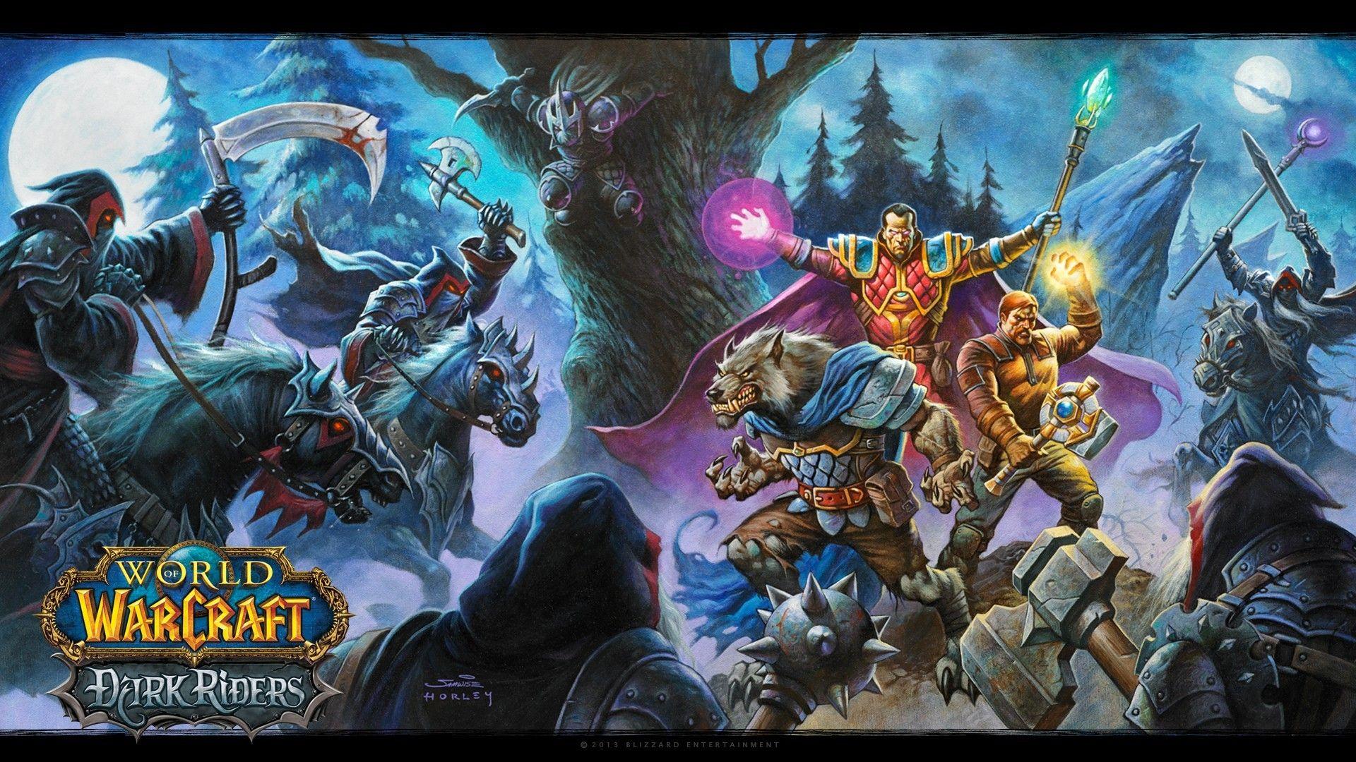 Blizzard Entertainment wallpapers or desktop backgrounds
