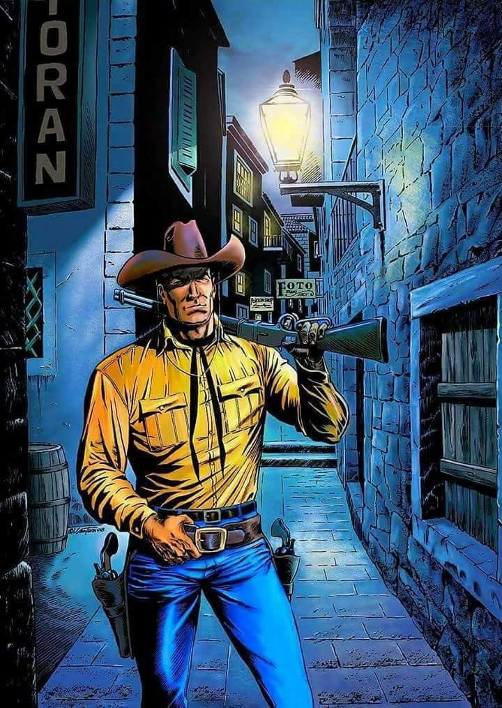 Pin De Javito Pedraza Em Comics Oeste Selvagem Arte Hq Velho Oeste