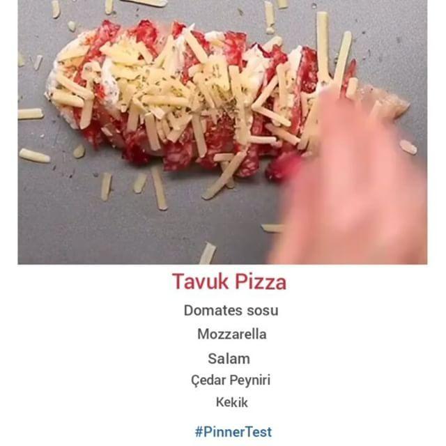 Malzemeleri kontrol ederek, listede intoleransınız olan gıdalar yoksa bu lezzetli alternatif pizza tarifini deneyebilirsiniz.🍽🙂 #pinnertest #hayatimidegistirentest #alternatif #pizza #healthiswealth