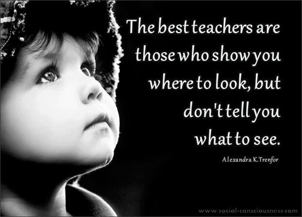 Awesome quote for our great teachers! Get more inspiration and ...