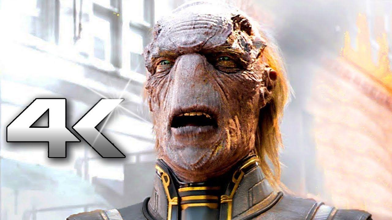 Avengers infinity war avengers vs thanos fight 4k ultra