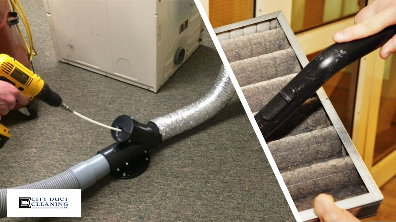 City Duct Cleaning is a recognized leader in the field of