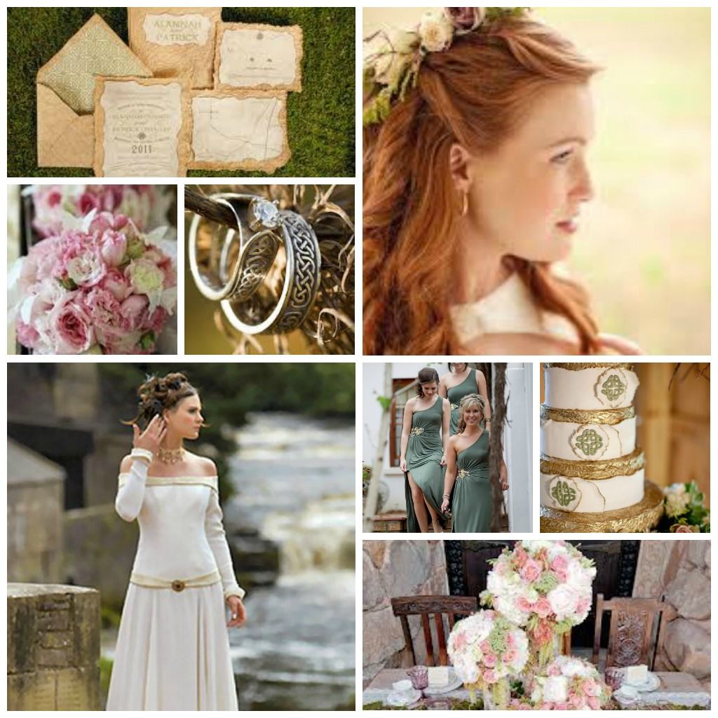 Celtic Wedding Ideas