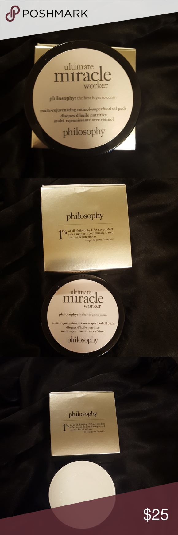 Philosophy Ultimate Miracle Worker Pads Philosophy Clothes Design Fashion Tips
