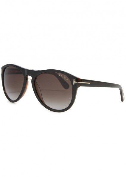 6f6c91a0b43 Porsche Design P 8478 69mm aviator sunglasses Authentic