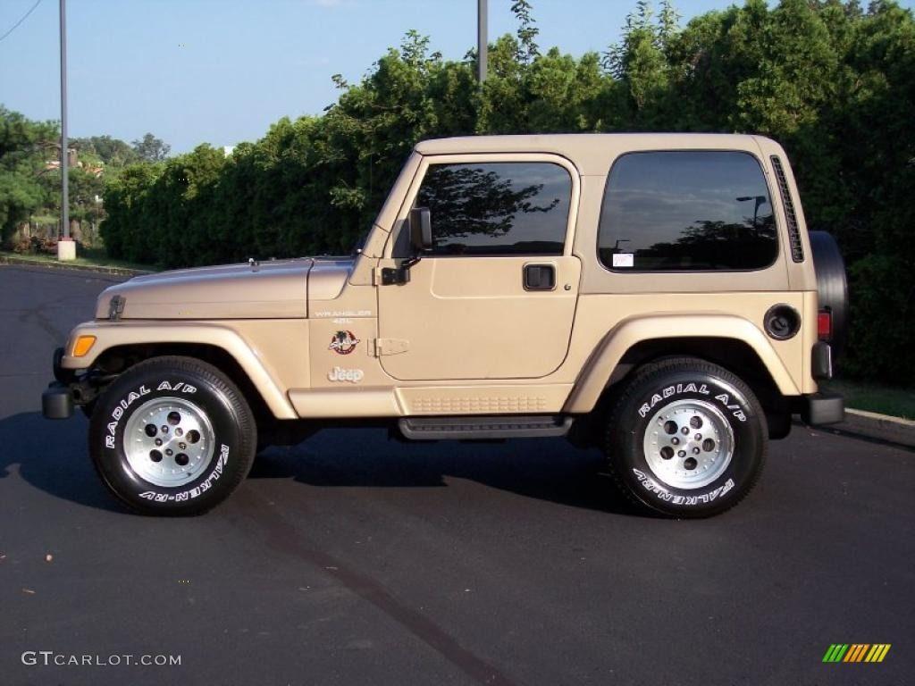 Jeep Wrangler Sahara Colors 1999 Desert Sand Pearlcoat Jeep Wrangler Sahara 4x4 35552343 Photo 5 Jeep Wrangler Sahara Jeep Sahara Jeep Wrangler