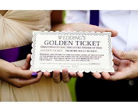 35 Adorable Wedding Invitations