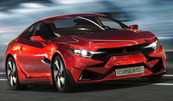 2015 Mitsubishi Eclipse >> Mitsubishi Eclipse R Concept 2015 By Steel Drake Via Behance
