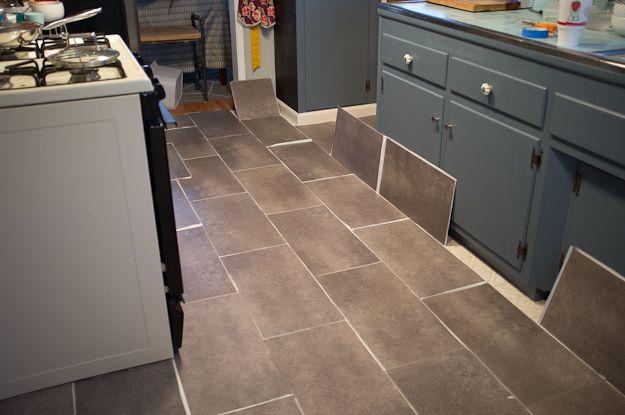 Kitchen Overdue Flooring Tile Floor Waterproof Bathroom Flooring