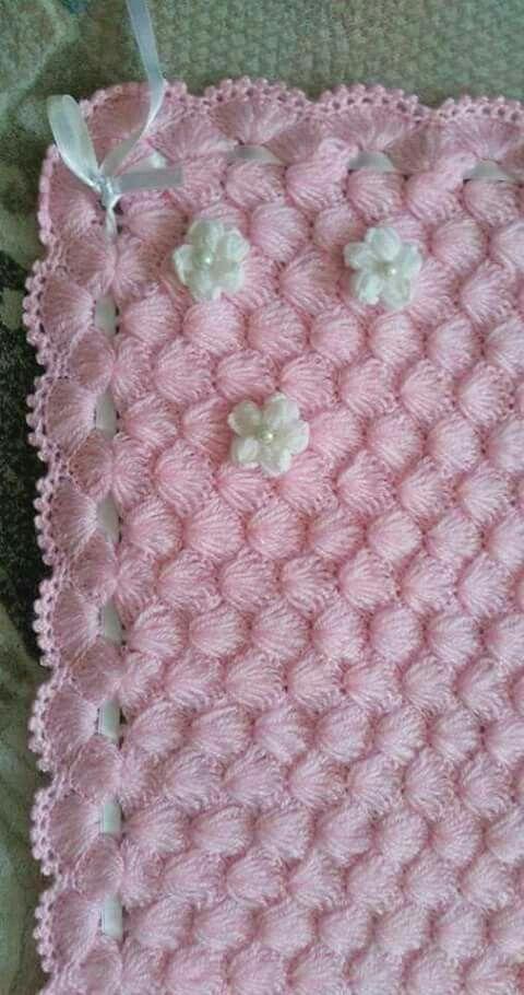 Pin von janet villalva auf colchas para bebe | Pinterest