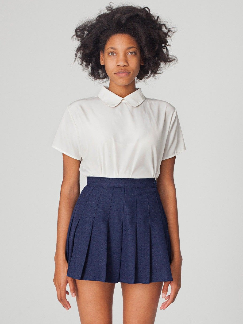 American Apparel Tennis Skirt. OH GOD WANT SO BADLLLLYYYYYY