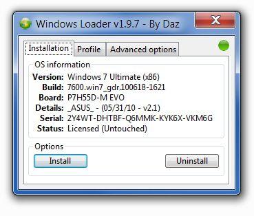 Windows Loader 1 9 7 Free Download | Game to Play | Windows
