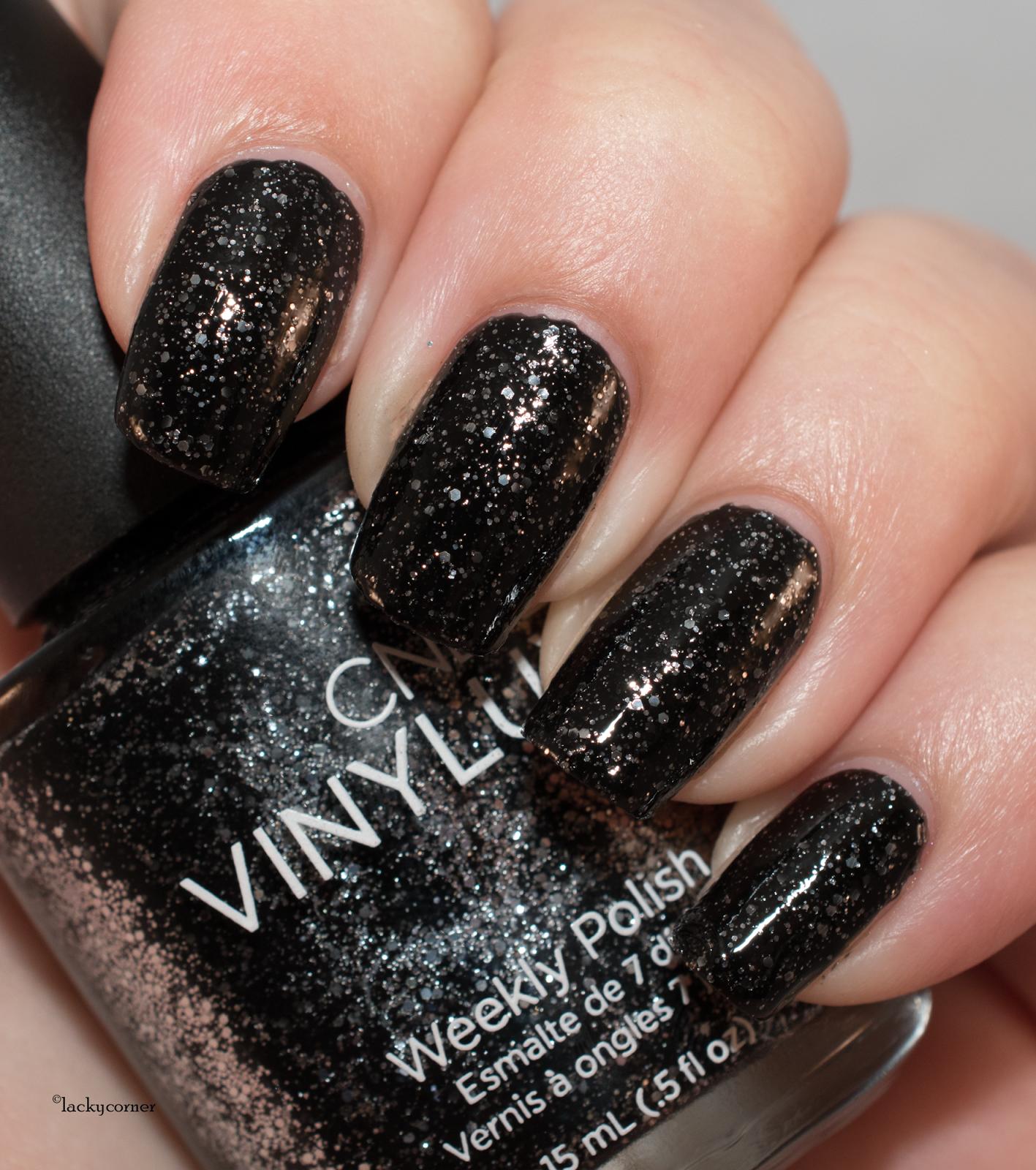 CND Vinylux - Dark Diamonds | Cnd vinylux, Designer nails and Nail envy