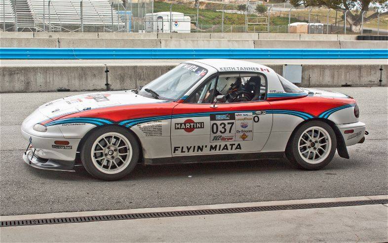 Miata+Race+Car | June 1, 2012 - Motor Trend has published an article on the Miatas at ...