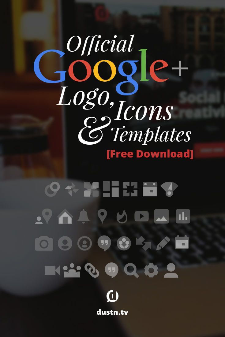 Official Google Blog Introducing A New Youtube App For: Google+ Logo Plus Official Icons And Templates
