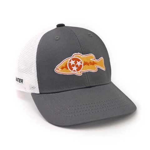 Rep Your Water Tennessee Bass Hat http://www.repyourwater.com/collections/tennessee-1/products/tennessee-bass