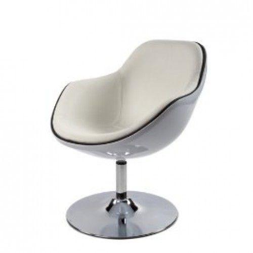 Home Deco -Chair White/ White- (AC00250WHWH)