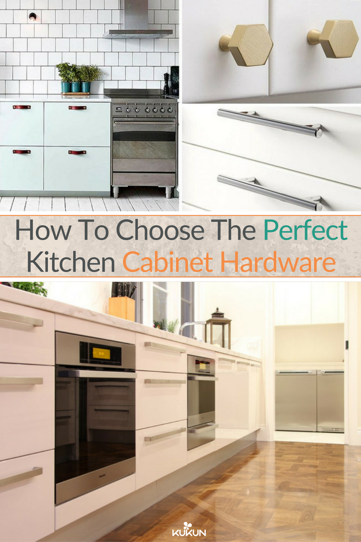 Great How To Choose The Perfect Kitchen Cabinet Hardware [Cabinet Makeover, Kitchen  Cabinets, Cabinet Hardware, Kitchen Design, Kitchen Ideas] #Kitchen ...