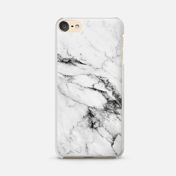 online store bb793 a194a iPod Touch 6 Case Black and White Marble | iPod Touch 6th Generation ...