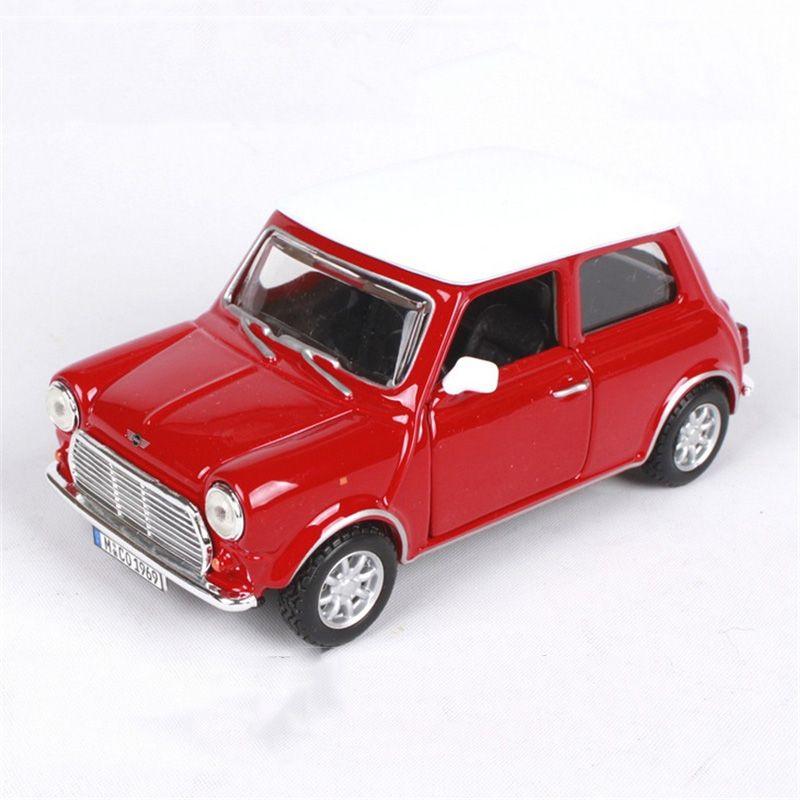 Kids Toys 1 32 Scale Car Model 1969 Mini Cooper Toy Cars Model Car