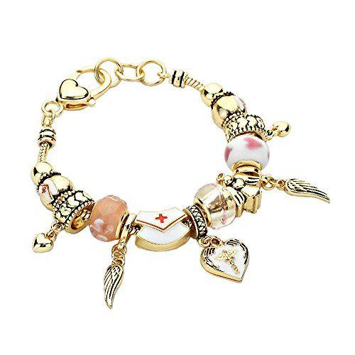 286eb9a14fd9a Pin by Recyclebabe Fashion Jewelry on I LOVE Charm Bracelets ...