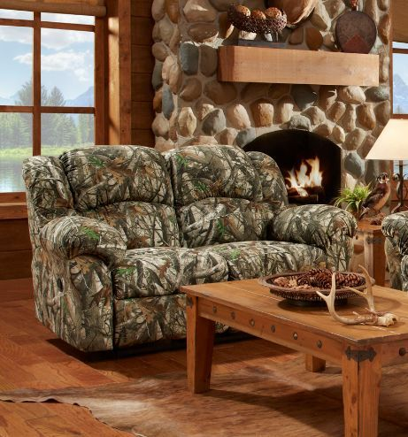 Affordable Furniture Next Camo Reclining Love Seat 1000 Recliner
