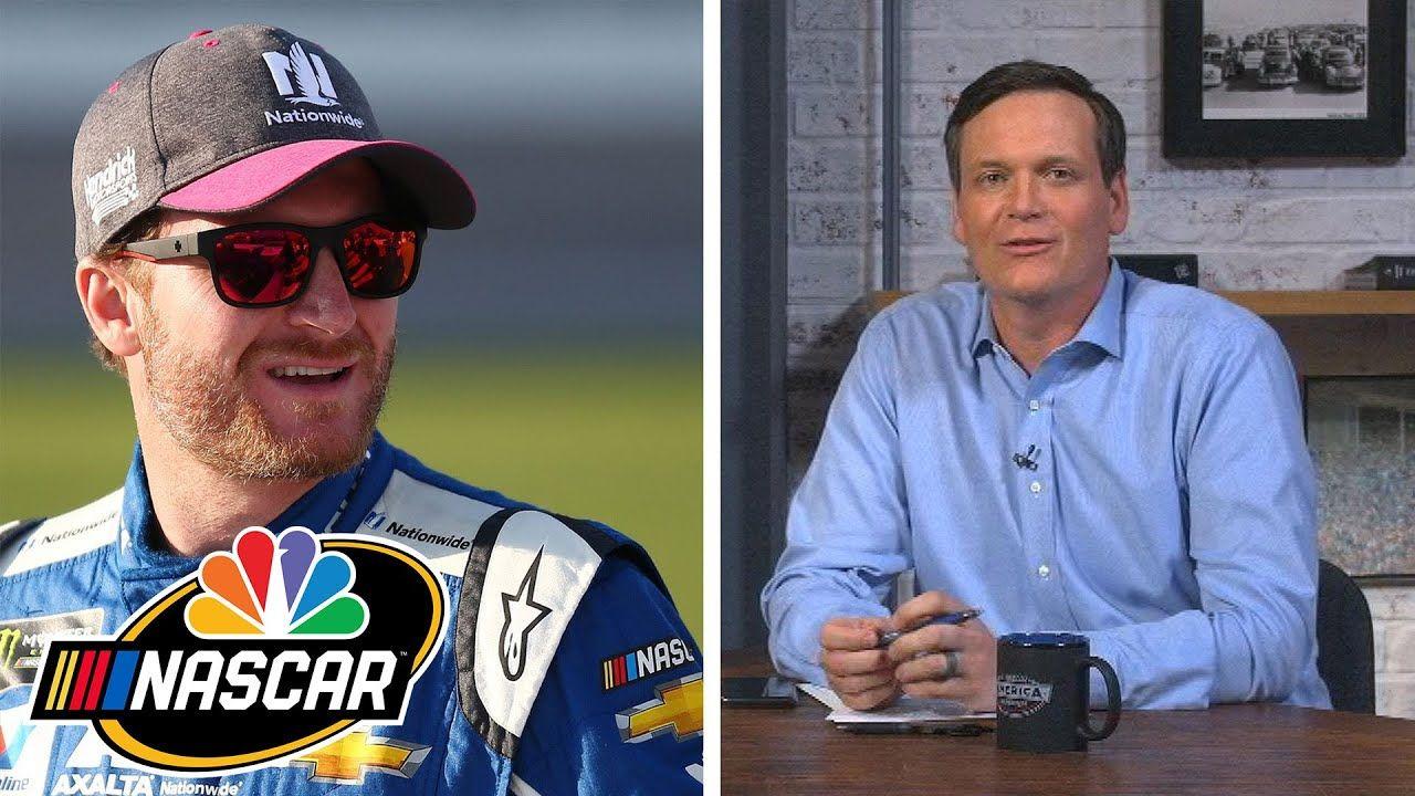 Dale Earnhardt Jr. provides unique perspective on the Ryan