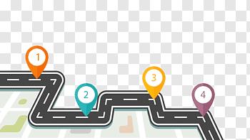Technology Roadmap Business Road Map Internet Element Png Computer Network Technology Circle Graphic Design Technology Roadmap