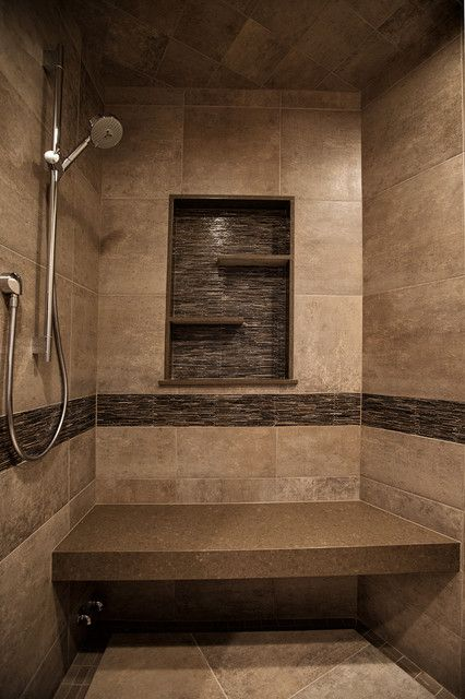 Gallery For Rustic Rock Showers Rustic Bathroom Shower Shower