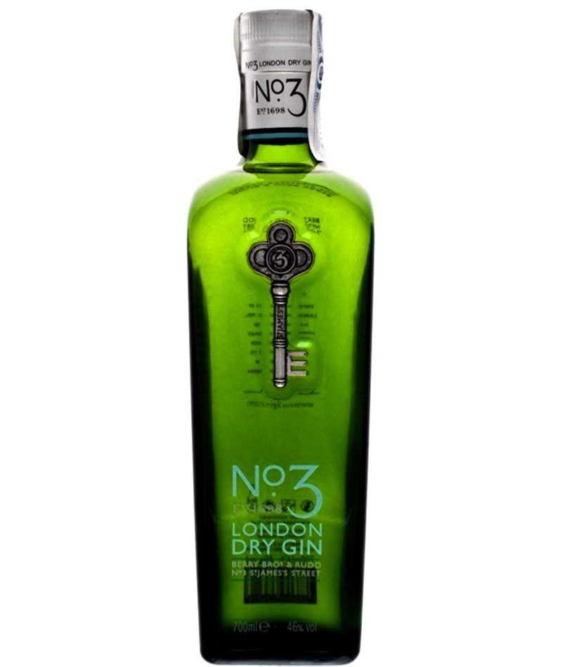 Gin Nº3 En 2020 Gin Copa De Balon Y Destilacion
