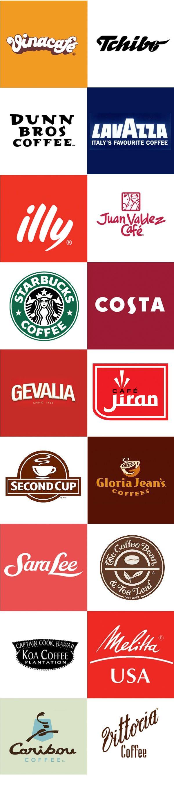 Outstanding Coffee Brands Coffee logo, Coffee branding