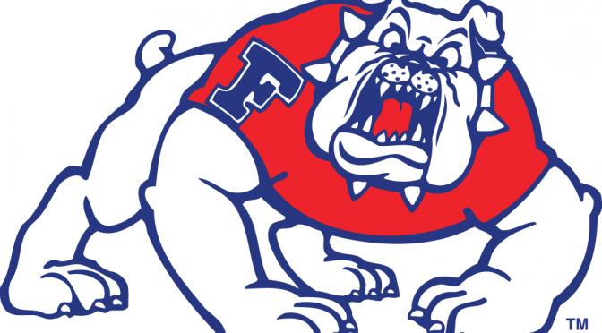 Fresno State Logo Bulldog, Fresno state, Fresno