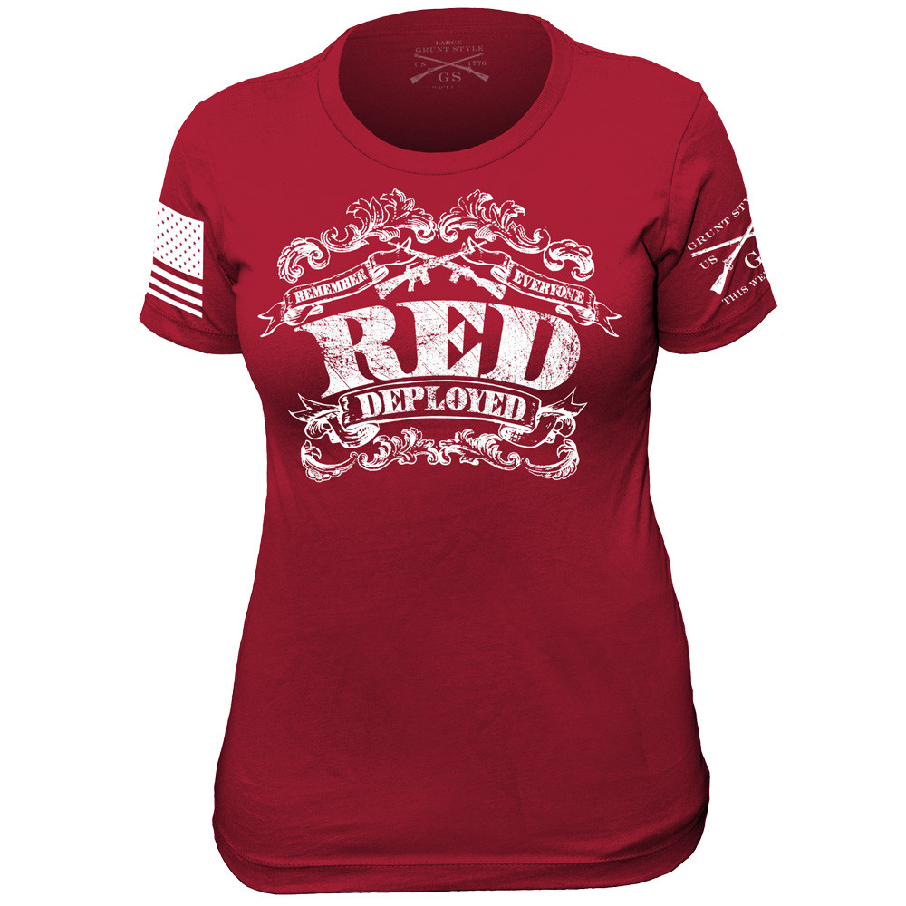 44110620 R.E.D. II Ladies T-Shirt   My cowgirl style   Grunt style, T shirts ...