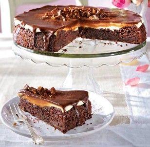 25 best ideas about daim torte on pinterest daim schokolade schwedentorte and pecan pie kekse. Black Bedroom Furniture Sets. Home Design Ideas