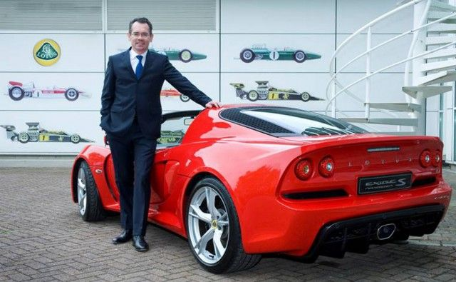 Lotus Ceo Jean Marc Gales Likely Will Take It A Tad Slower On The