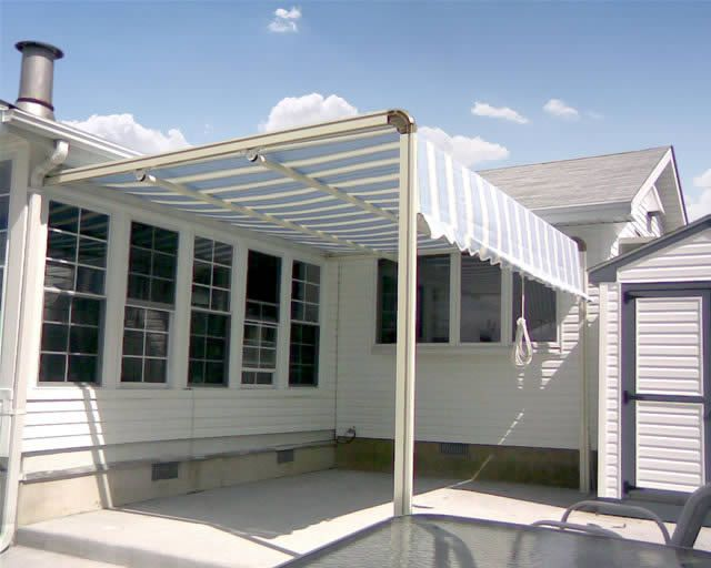 Awnings New Jersey Retractable Awnings Patio Covers Canopy Sunrooms Nj Diy Patio Diy Patio Cover Patio