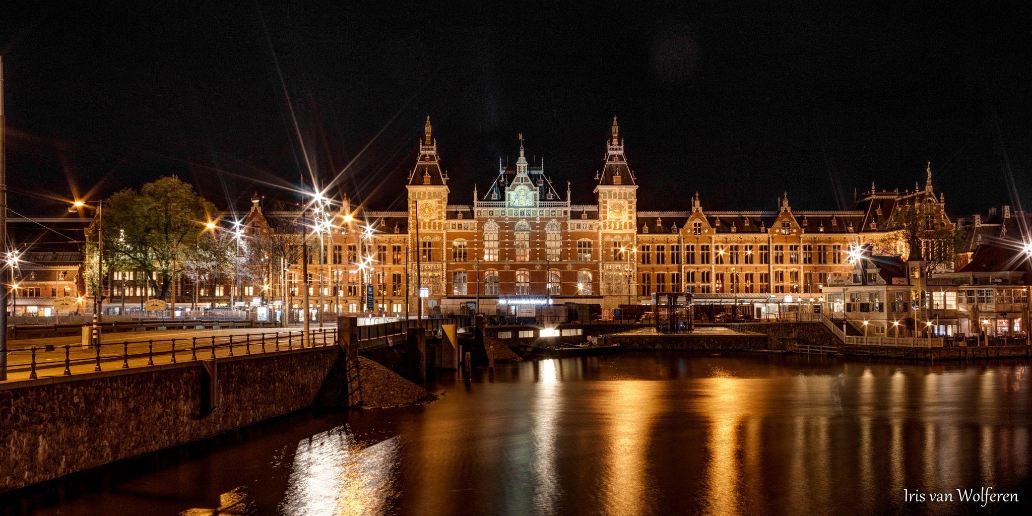 Fotografia Amsterdam de Iris van Wolferen na 500px