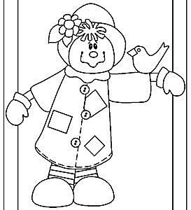 Free Autumn and Fall Coloring Pages | Fall coloring pages ...