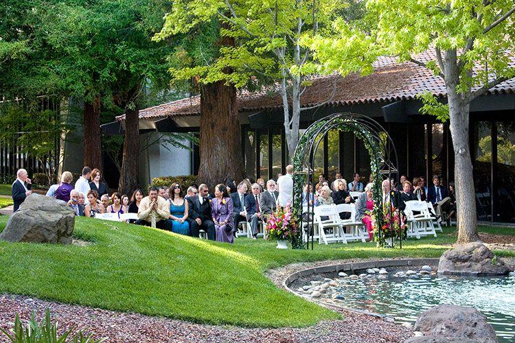 Freedom Hall And Gardens Wedding Photos