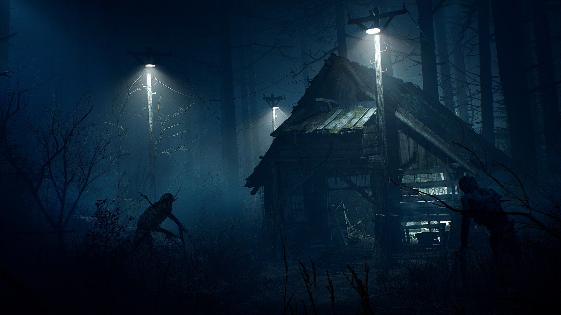 The creepy Blair Witch game is coming to PS4 soon Blair