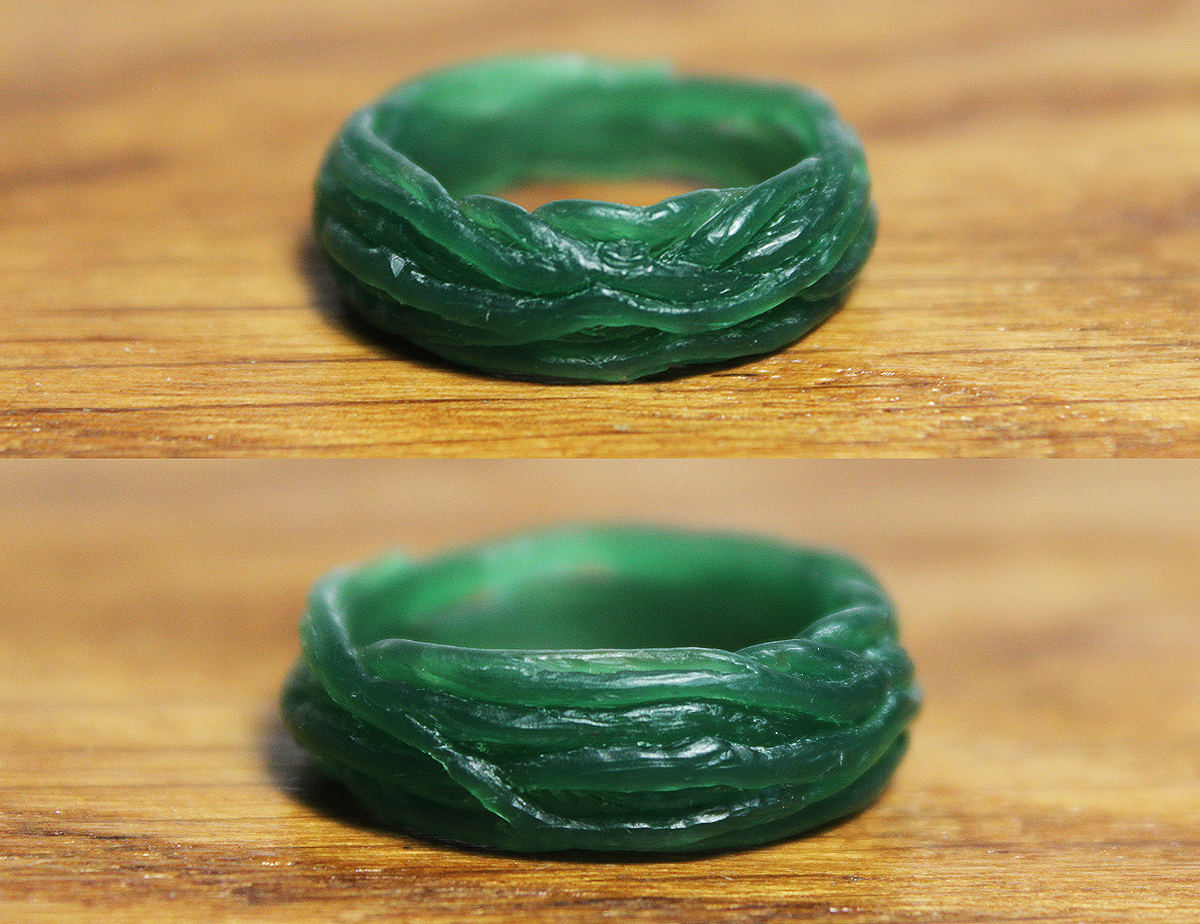 Wax - Root Ring by Eliandar