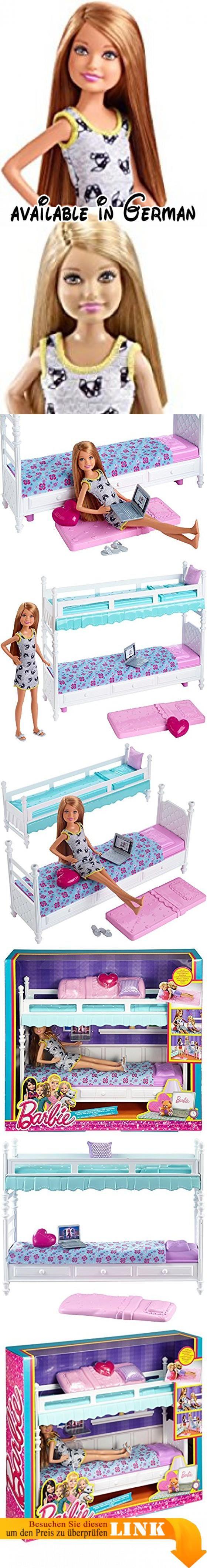 Mattel Barbie Stacie mit Hochbett. Einheiten wurden speziell mit ...