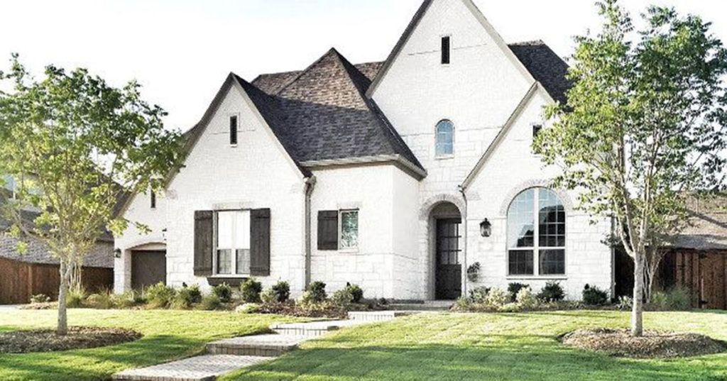 Thinking Of Painting The Exterior Brick On Your Home In Frisco
