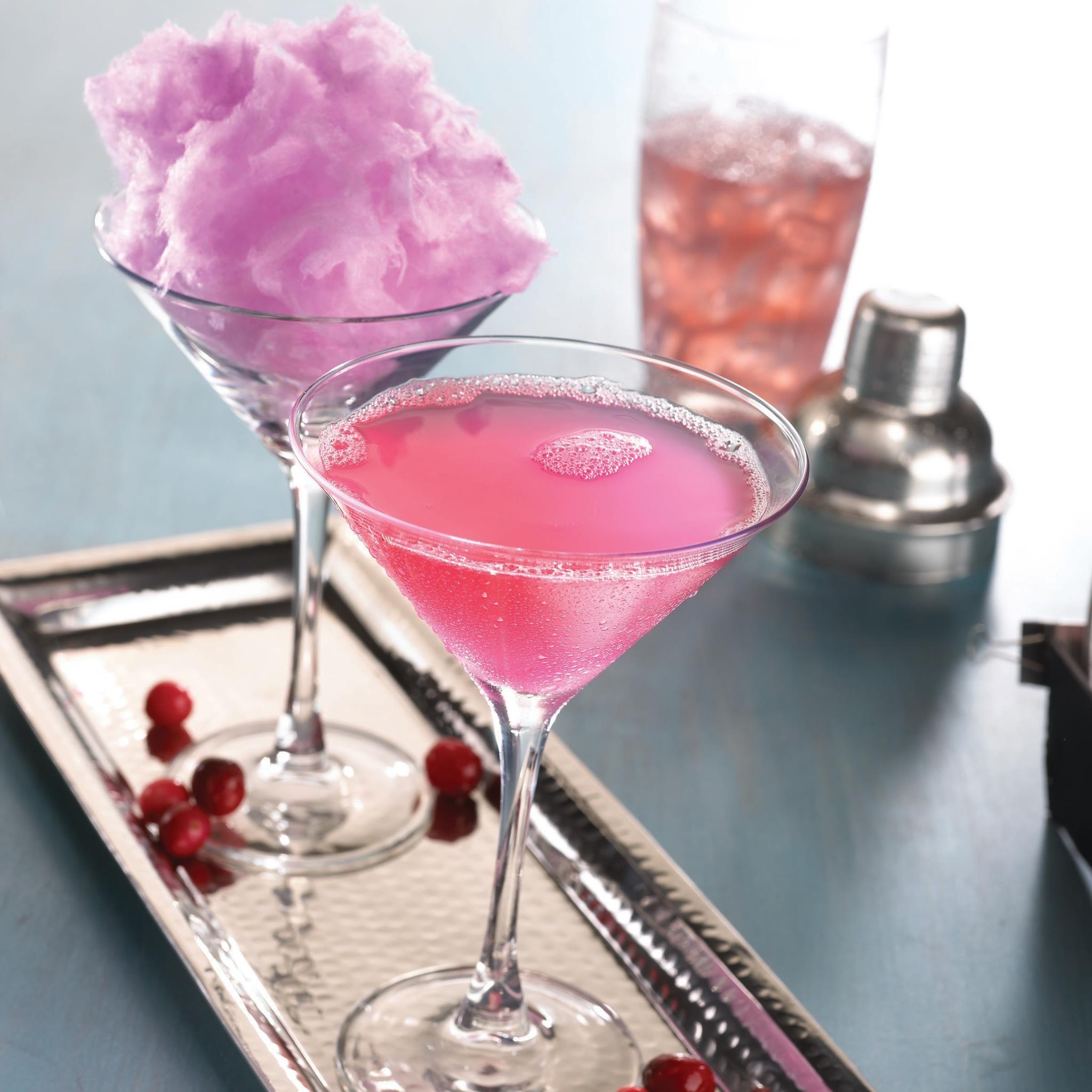 Tgi Fridays Candy Floss Cocktail!