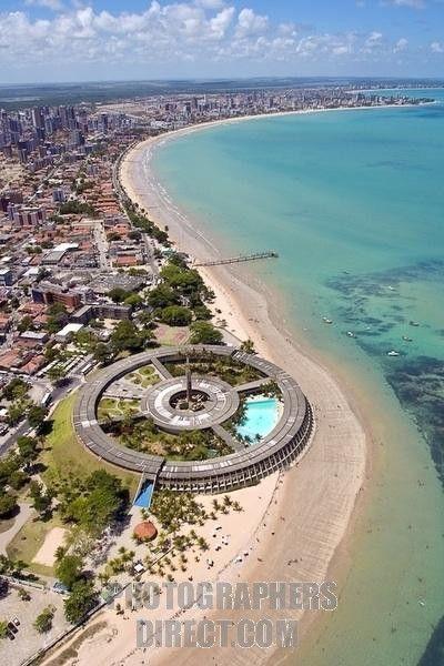 João Pessoa, Brazil--my home away from home