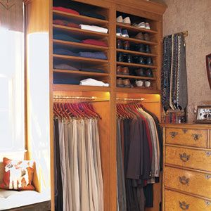 the principles of smart closet design