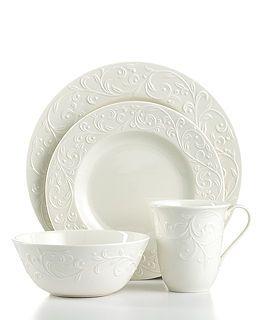 Dinnerware Sets and Fine China. Casual DinnerwareWhite ...  sc 1 st  Pinterest & Buy Casual Dinnerware \u0026 Everyday Dinnerware Sets - Macy\u0027s --- Lenox ...