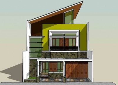 Sketsa Rumah Minimalis Rumah Minimalis Desain Produk Rumah