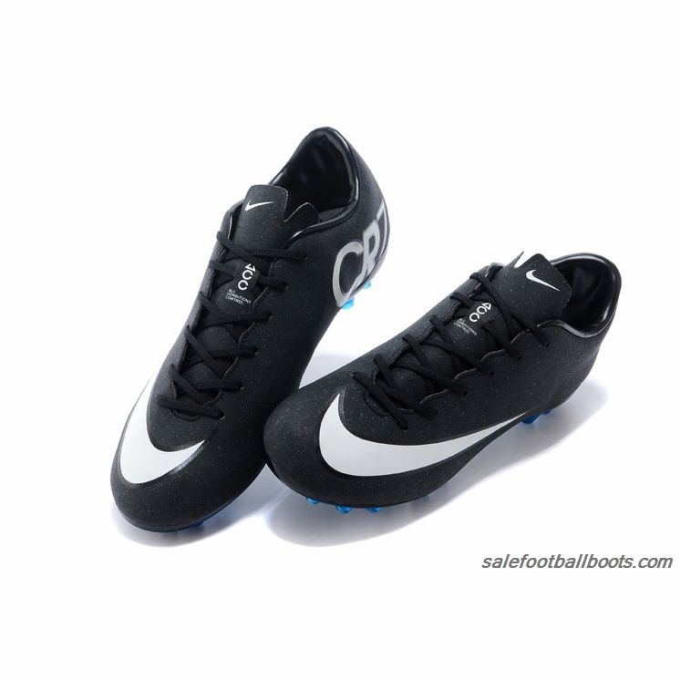 2634f914f5b5 Nike Mercurial Vapor Superfly IIII X CR7 AG Black White  63.99